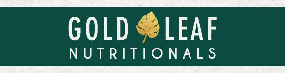 Gold Leaf Nutritionals Logo