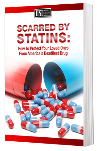 Scarred by Statins book