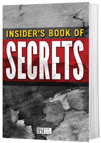 Insider's book of secrets