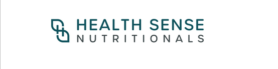 Banner for Health Sense Nutritional