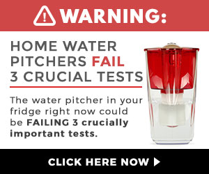 Home Water Pitchers Fail 3 Crucial Tests
